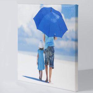 Canvas glans 30x30cm 2cm frame
