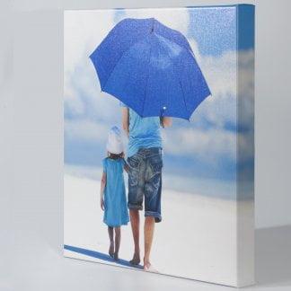 Canvas glans 30x30cm 4cm frame