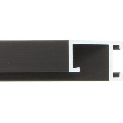 Clark 403013123 Geborsteld zwart mat