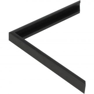 Clark 404 013 123 Geborsteld zwart mat