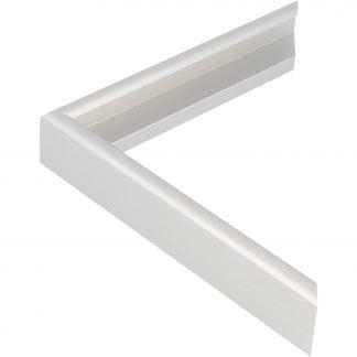 Clark 415010123 Geborsteld zilver mat