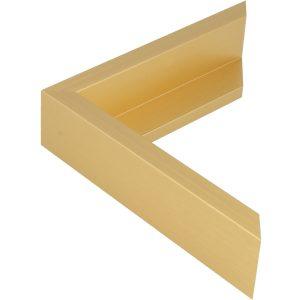 Clark 428012173 geborsteld goud baklijst