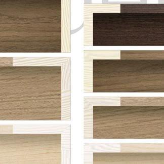 Baklijsten hout