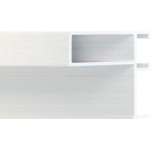 Clark 428010173 geborsteld zilver baklijst