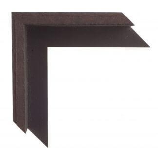 ANVIL2 460620 Roestig staal baklijst