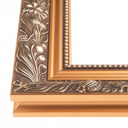 Dahlia LO37593024 goud ornament