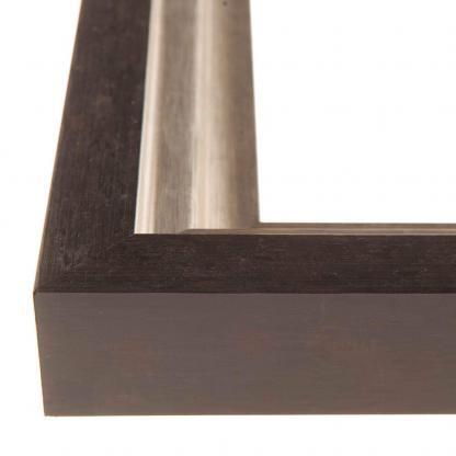 Lucerne 650790 Antraciet zilver
